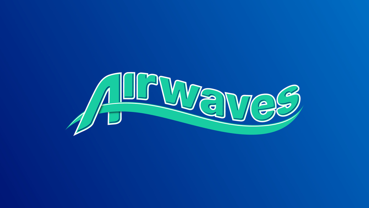 Wrigleys airwaves made by vinay new logo for wrigleys airwaves altavistaventures Gallery